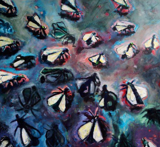 Susanne Lorenz: Fliegen im Dunkel