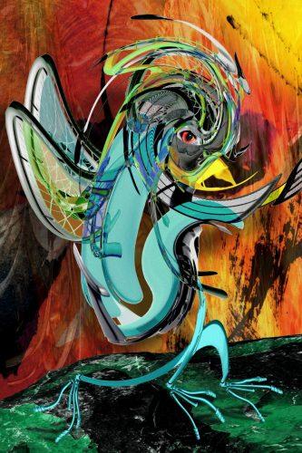 Thomas Mann: Speichenvogel