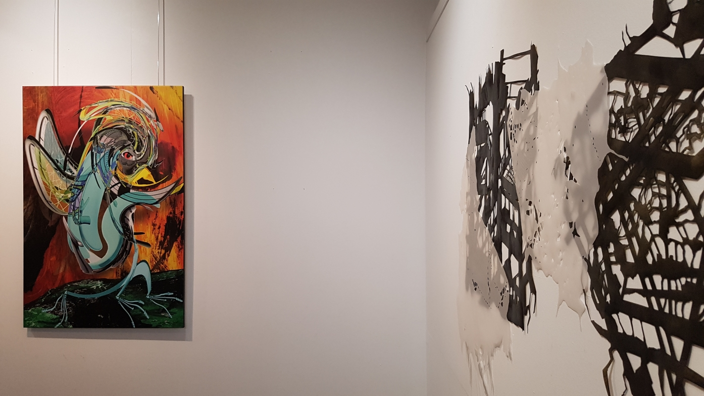 15-Ausstellung