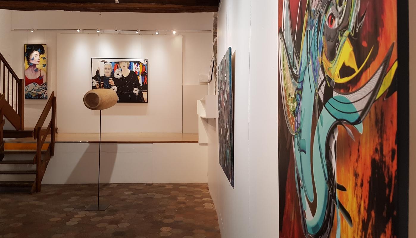 16-Ausstellung